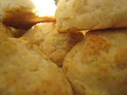 Biscuits by Flickr User Mollyalli