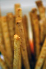 Breadsticks courtesy of Quinn.Anya