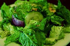 Garden Salad courtesy of Steven Depolo