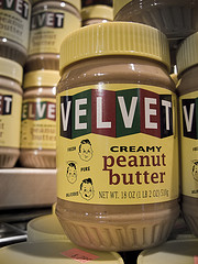 Peanut Butter courtesy of Carianoff