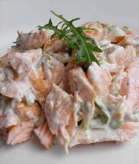 Salmon Sandwich Spread by Fotoos Van Robin