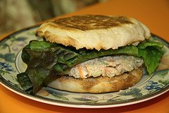 Chicken Salad Sandwich by RatRanch